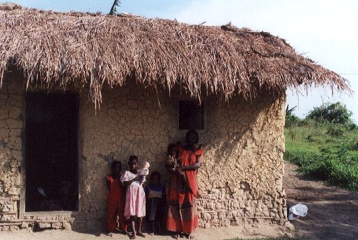House of sponsored child