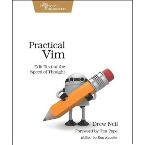 Practical Vim book